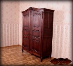 Wyjątkowa garderoba w stylu Ludwik XV