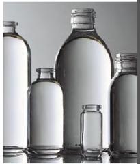 Opakowanie farmaceutyczne ze szkła
