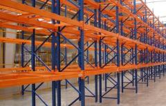 Części kompletowe, części zapasowe do urządzeń magazynowych i podnosząco-ładujących