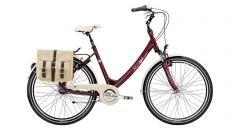 Rowery Miejskie Burgundy 2012