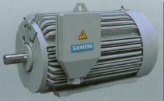 Silniki prądu stałego i zmiennego firmy Siemens