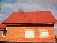 Dachówka aluminiowa