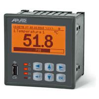 Wielokanałowy rejestrator danych AR206