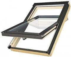 Okno drewaniane FTS U2