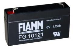 Akumulator 6V 1,2Ah | FIAMM FG10121