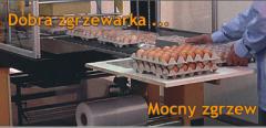 Zgrzewarki do folii maszyny i automaty pakujące