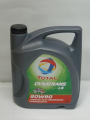 Olej Total Oil Dynatrans LS 80W90 5L
