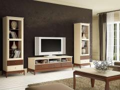 Veneered furniture