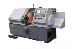 Numerically controlled lathes
