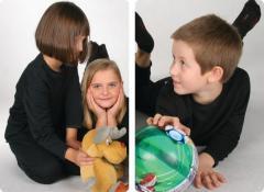 Best4body długie spodenki dla dzieci