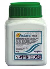Środek owadobójczy Actara 25 WG