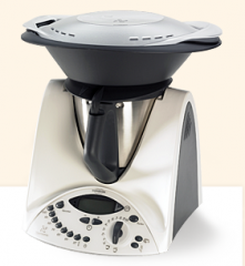 Wielofunkcyjny sprzęt kuchenny- Thermomix