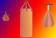 Pugilistical bags