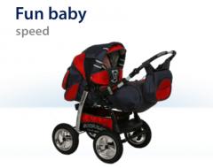 Wózki dziecięce Speed