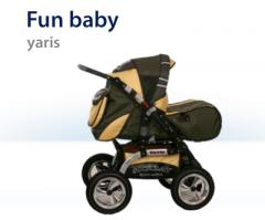 Wózki dziecięce Yaris