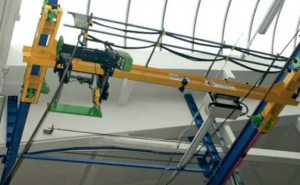 倉庫の機器