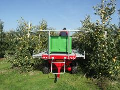 Samojezdna platforma sadownicza marki BILLO ,