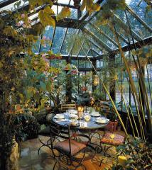 Systemy aluminowe ogrodów zimowych