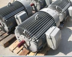 Silnik elektryczny 110 KW 1465