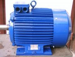 Silniki elektryczne oraz części zamienne