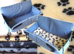 Posłania Dry Bed - Long 50x150.
