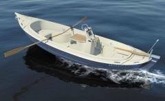 Motor-rowing boats (motor-oar)