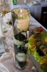 Wodne świece dekoracyjne