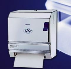 Dispenser for toiler paper