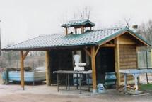 Altanki, carporty