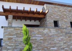 Panel z kamienia naturalnego Stonepanel