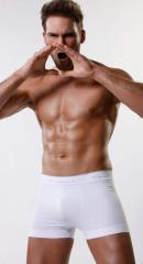 Bokserki bezszwowe męskie Boxer BX00501