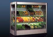 Regały chłodnicze ART 21/23/25 na warzywa