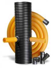 System drenarski PVC