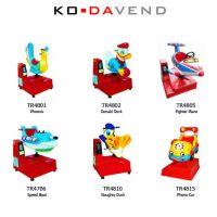 Machines, merry-go-round