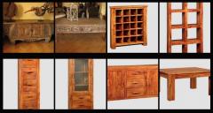 Furniture colonial handmade