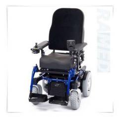 Wózki z napędem elektrycznym firmy Reha Fund.