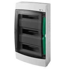 Galant Rozdzielni 3/42mo nt ip65 0697-01 drzwi transparentne