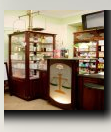 Furniture for polyclinics and drugstores
