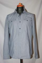 Koszula młodzieżowa W10-900/BLUE