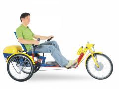 Pojazdy dla seniorów Relax