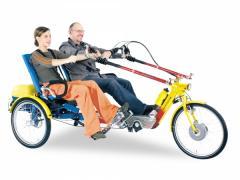 Pojazdy wieloosobowe Twister