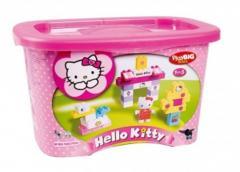 BIG Klocki Hello Kitty w pudełku
