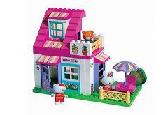 Big - Domek Hello Kitty 59 elementów