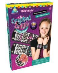 Crystal Cuffs Precious Metal - Bransoleta Blask i