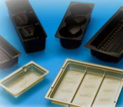 Trays for confectionery products