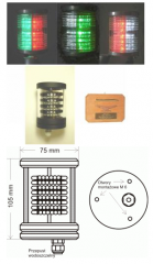 Lampa nawigacyjna LNK11