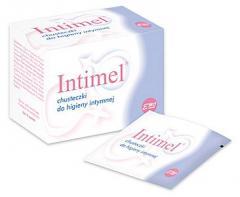 Chusteczki do higieny intymnej Intimel