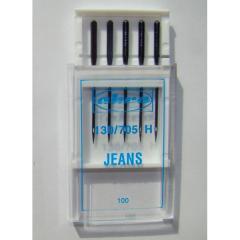 Igły maszynowe Jeans 100