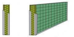 Ekran akustyczny typu Zielona Ściana