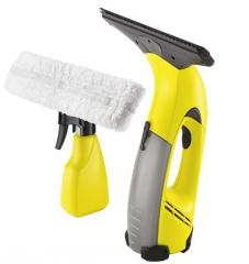 Equipment for washing windows